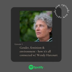 Her Story, Wendy Harcourt